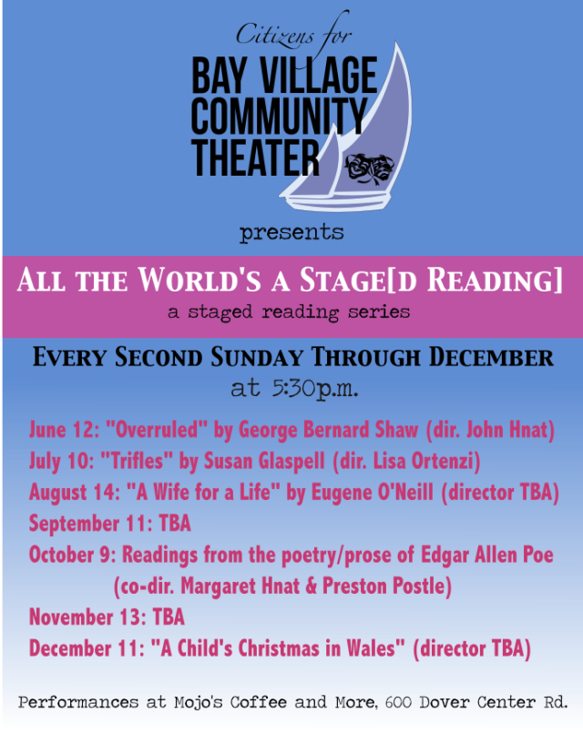 stagedreadingflyer