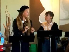 Trifles - Bernice Cernoch, Ruth Ann Havasi